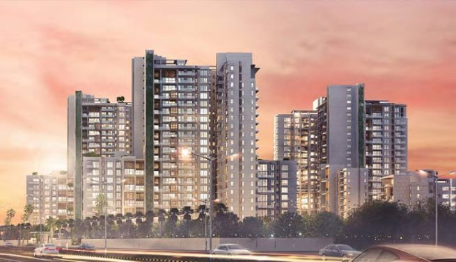 2 BHK Apartments on Dwarka Expressway